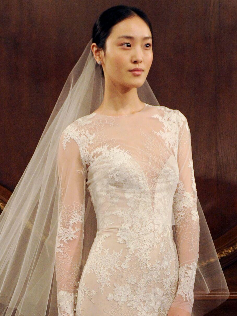 Monique Lhuillier Spring 2019 Collection Bridal Fashion