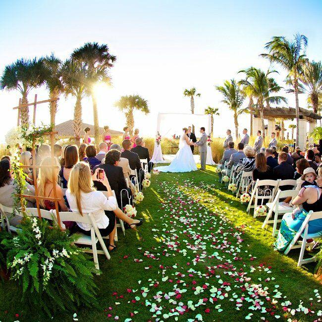 An Intimate Beach Wedding In Sarasota, FL