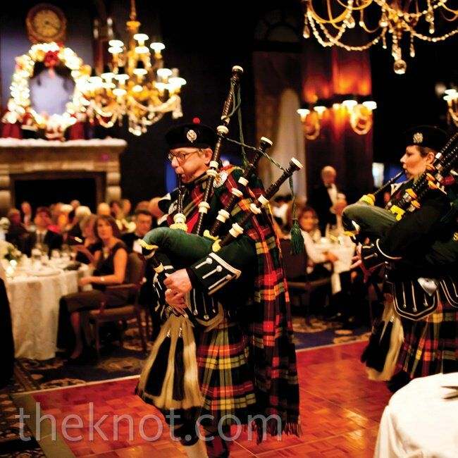 Traditional Bagpipe Music