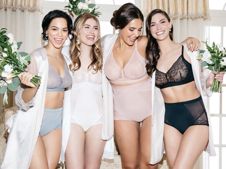 Spotlight on Lace bridal undergarments by Spanx