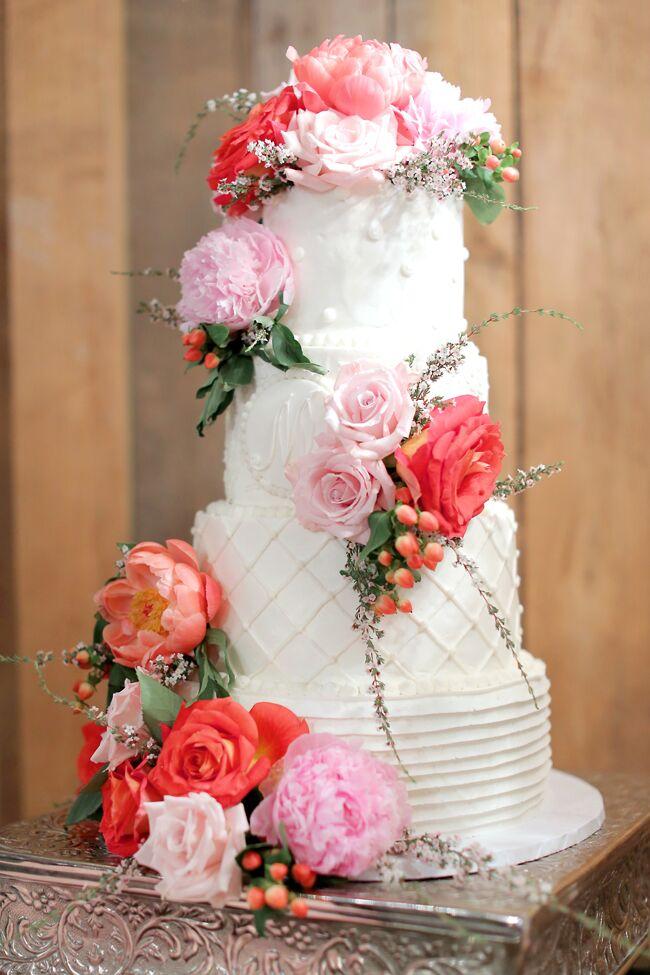 Murchison Texas Wedding Cake