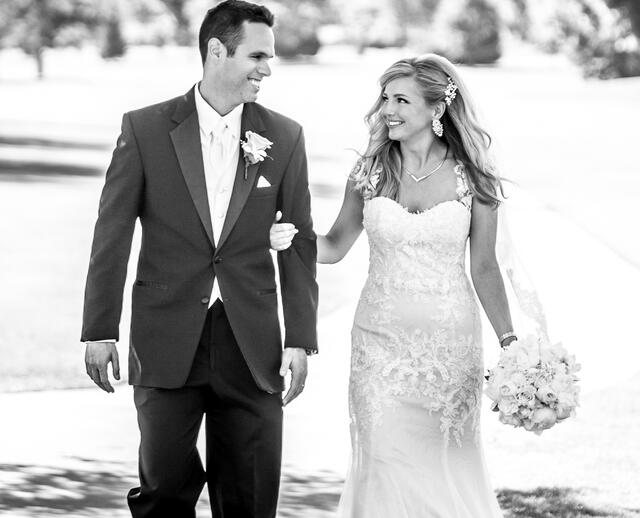 A Classic Wedding At Fort Collins Country Club In Colorado