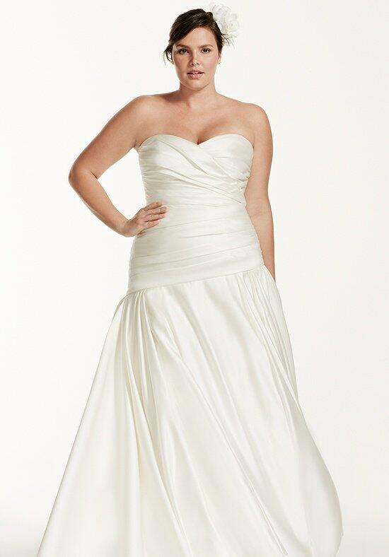 David's Bridal David's Bridal Woman Style 9MB3651 Wedding Dress photo