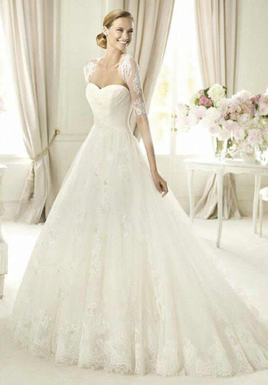 PRONOVIAS PERGOLA Wedding Dress photo