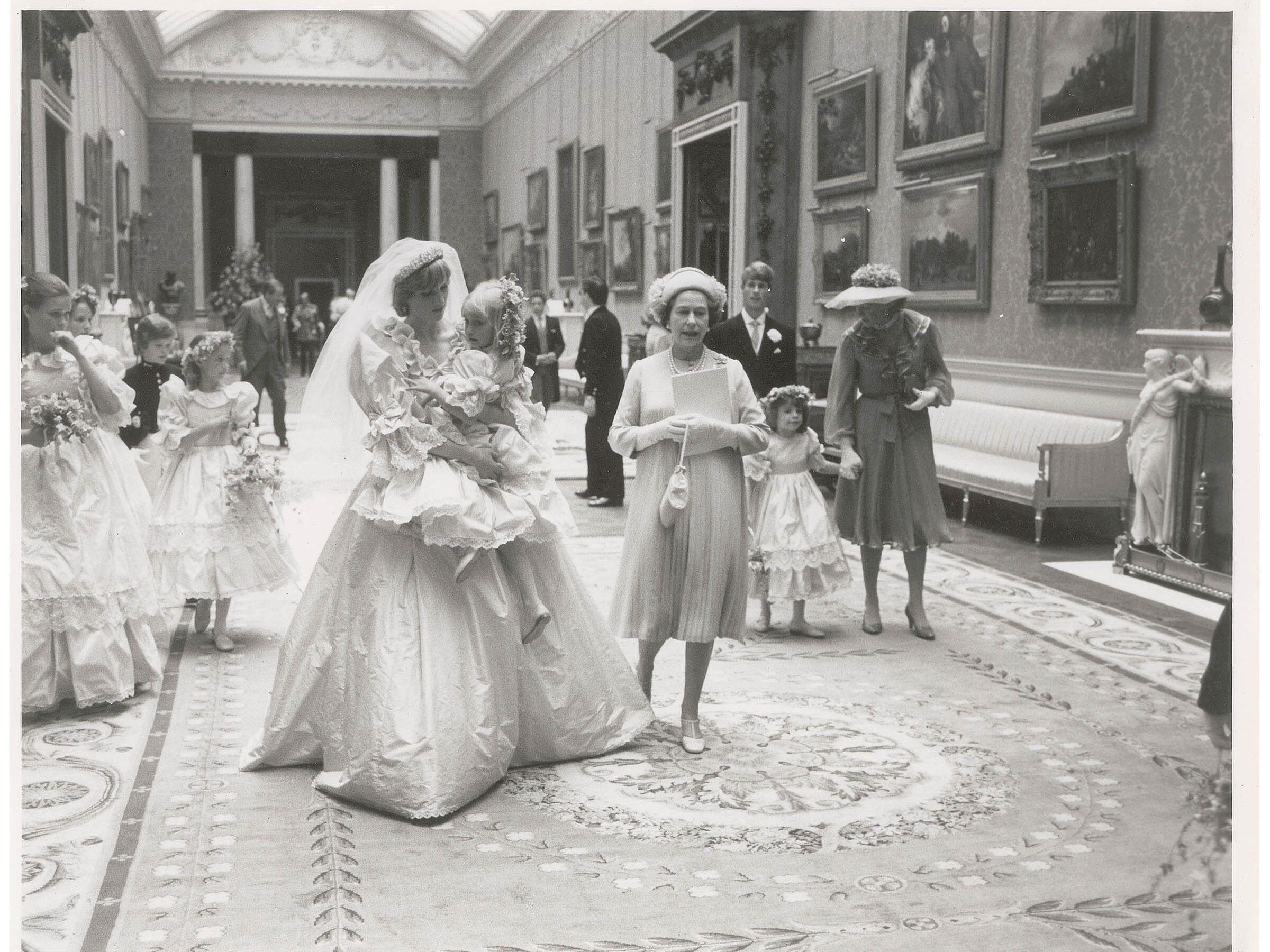 12 Photos And Video Of Princess Diana And Prince Charles S Wedding