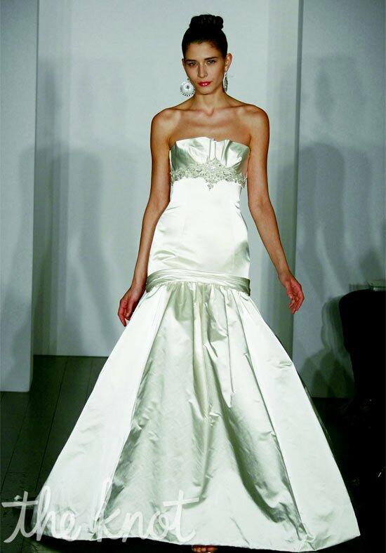 Kenneth Pool Enamored Wedding Dress photo