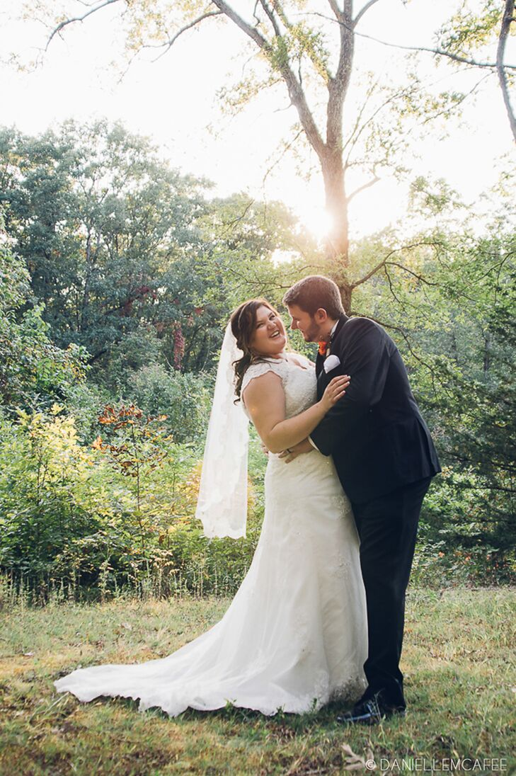 Alpine Park A Fall Inspired Rustic Wedding At Alpine Park And Gardens In