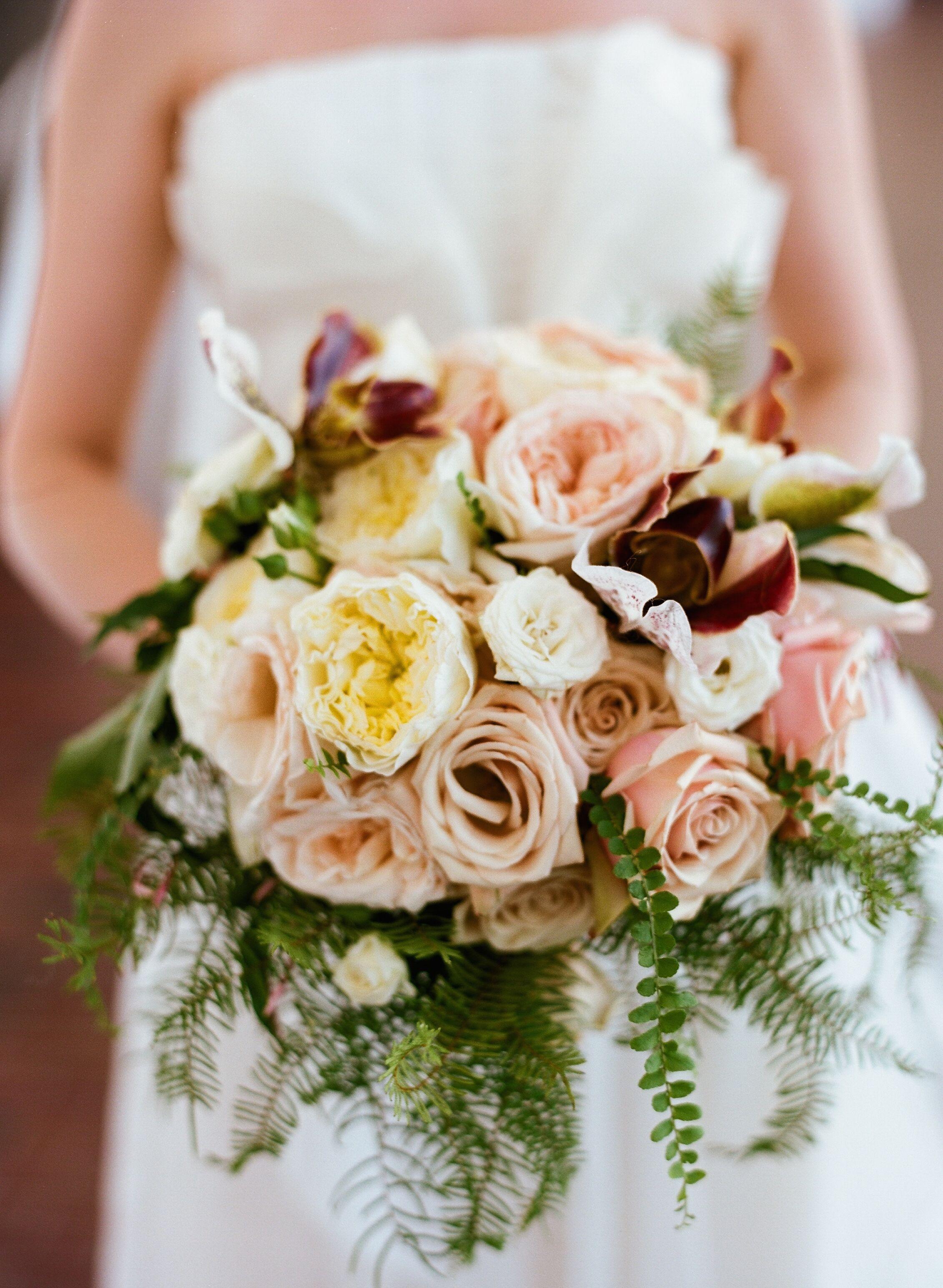 Букет невесты г златоуст