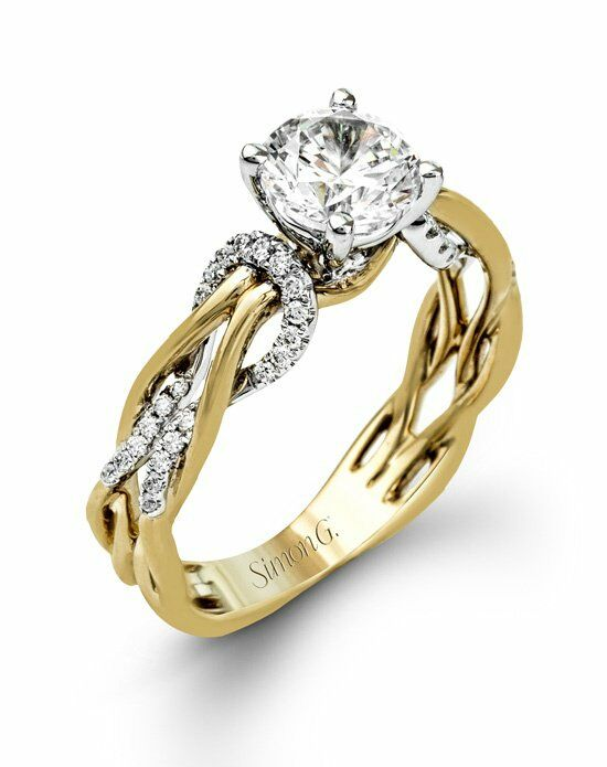 gold engagement rings gold engagement rings - Wedding Ringscom