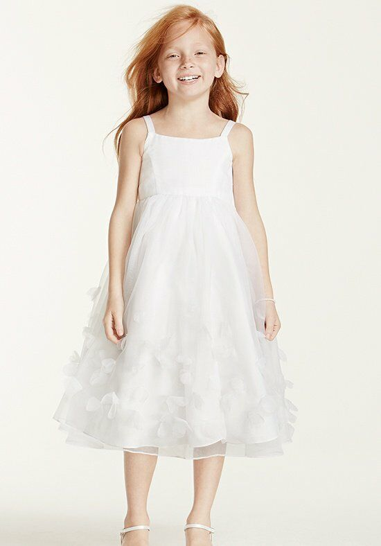 David's Bridal Juniors KP1327 Flower Girl Dress photo