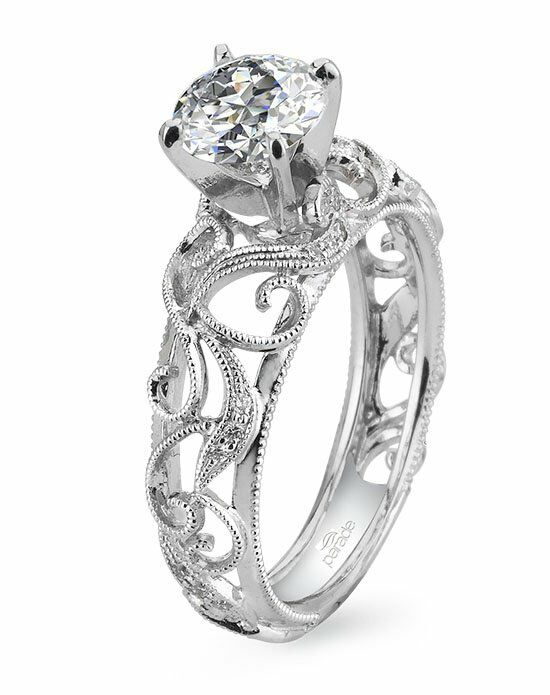 Parade Design Style R2849 from The Hera Collection Engagement Ring photo