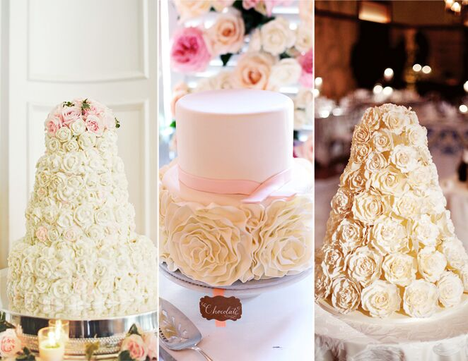 15 Hot Wedding Cake Trends