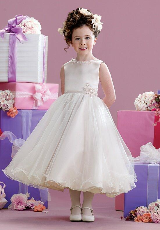 Joan Calabrese by Mon Cheri 215345 Flower Girl Dress photo