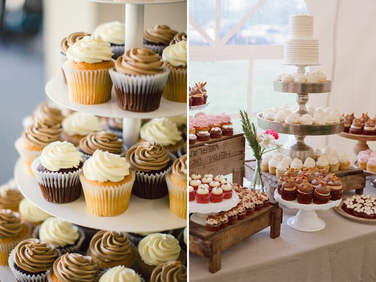 Wedding dessert trends