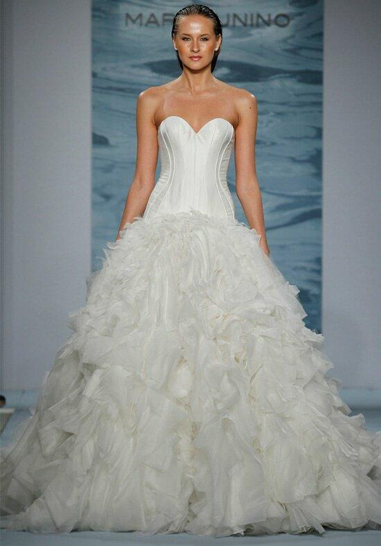 Mark Zunino for Kleinfeld 102 Wedding Dress photo