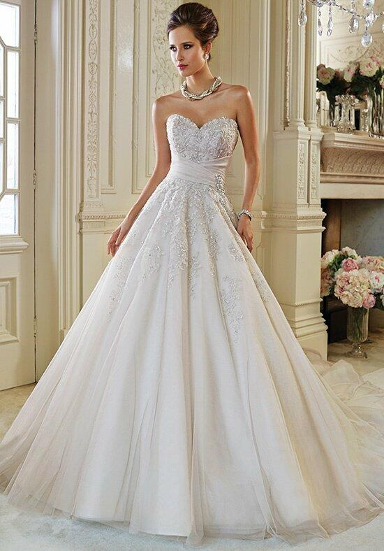 Sophia Tolli Y21434 Ida Wedding Dress photo
