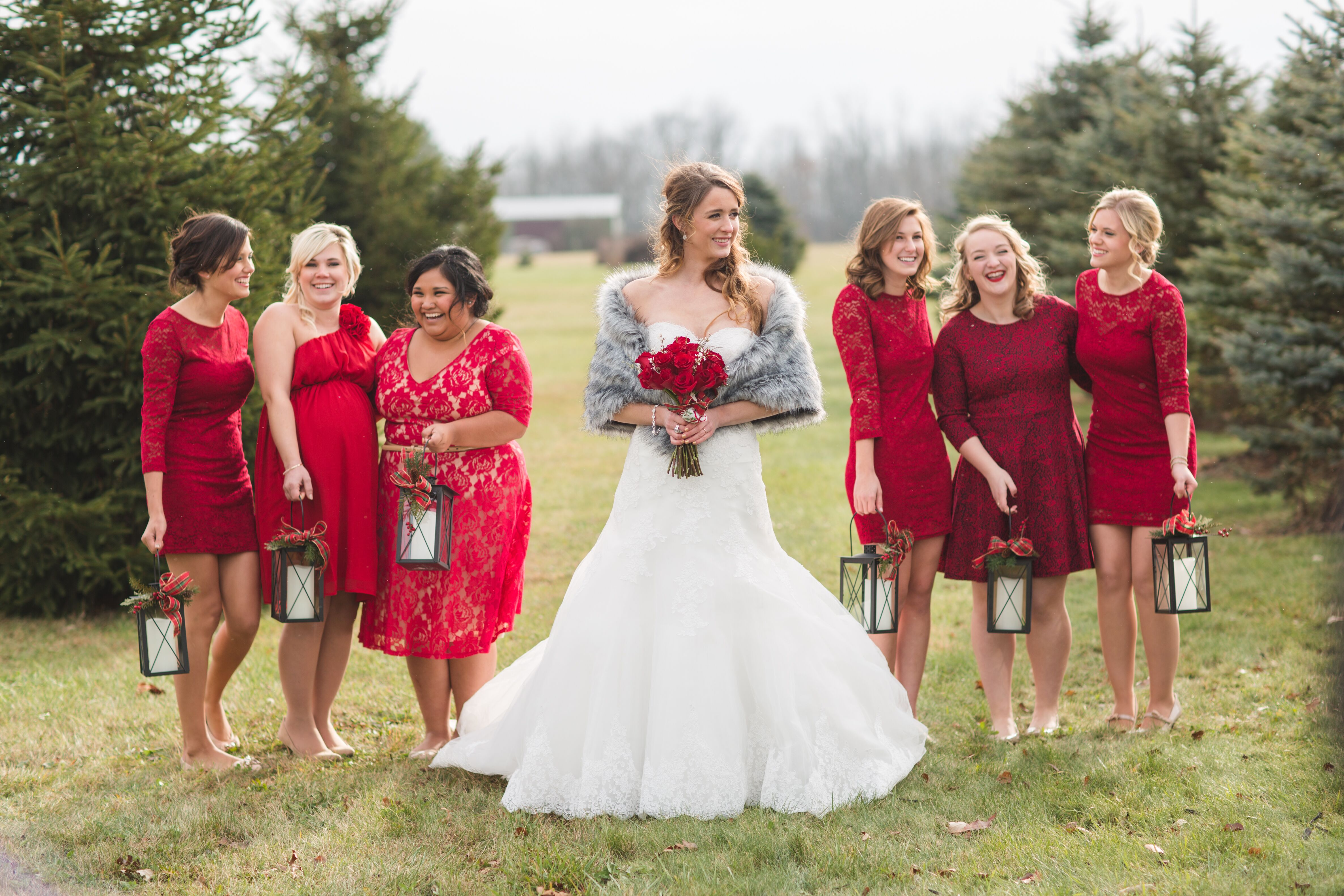 A rustic christmas wedding at faith life church in new albany ohio aefd4802 8f7f 11e4 843f 22000aa61a3ers 729 ombrellifo Gallery