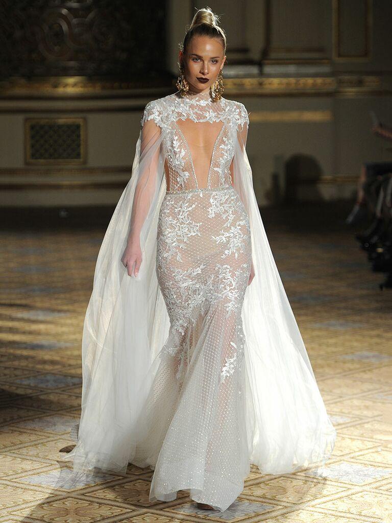 Daring Wedding Dresses From Bridal Fashion Week Watch