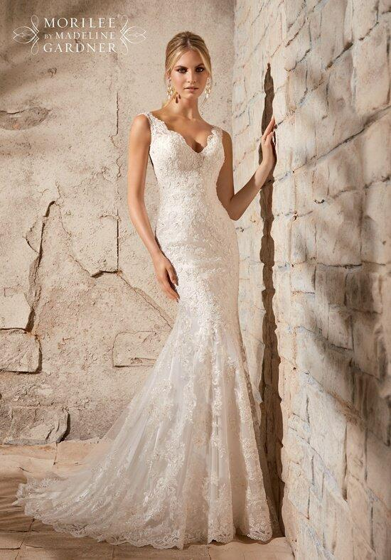Mori Lee by Madeline Gardner 2708 Wedding Dress photo