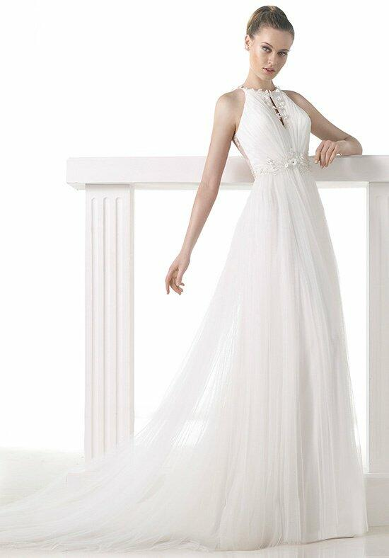 PRONOVIAS Melit Wedding Dress photo