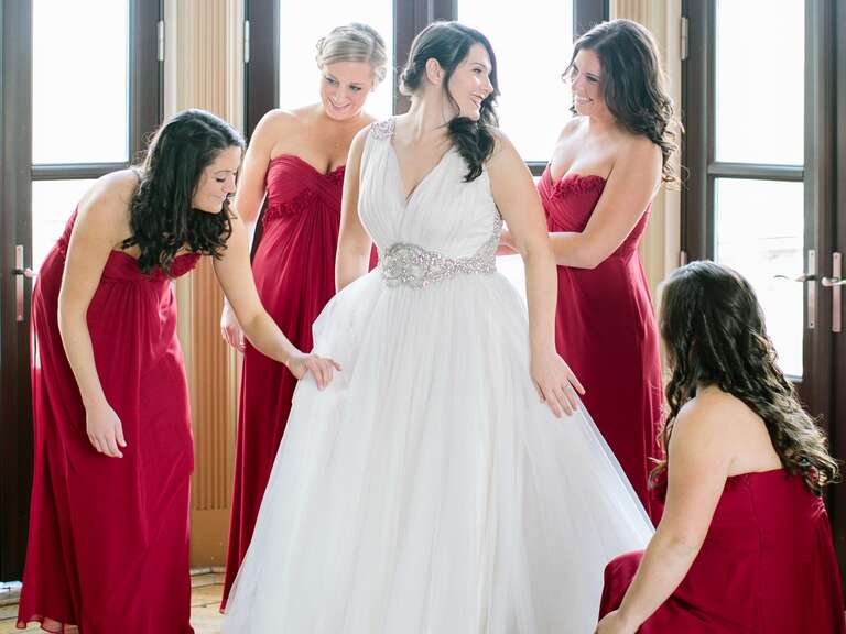 Everything You Can Reasonably Expect From Your Bridesmaids