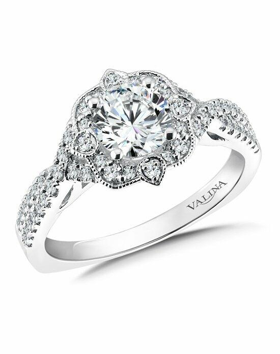 Valina R9619W Engagement Ring photo
