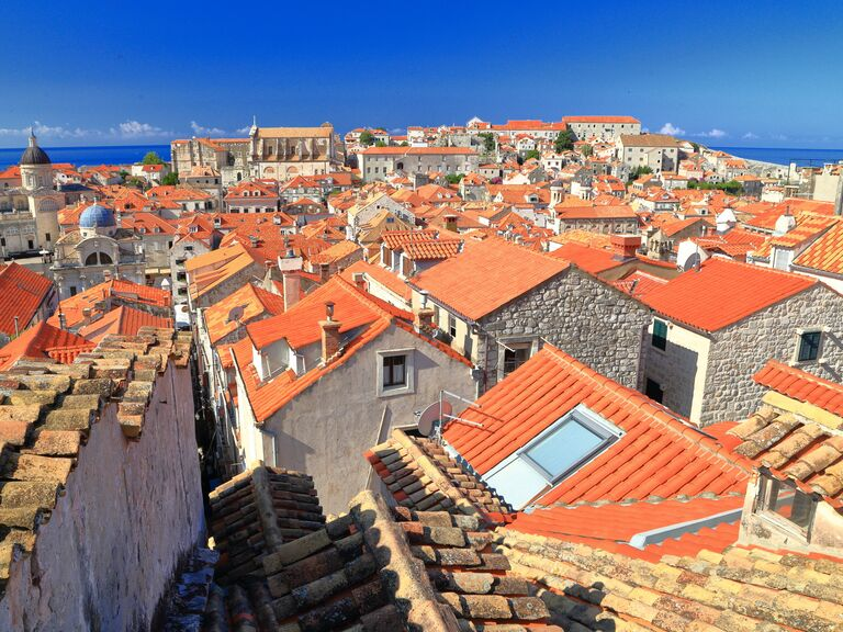 Dalmatian Coast Croatia Honeymoon Dalmatian Coast Honeymoon