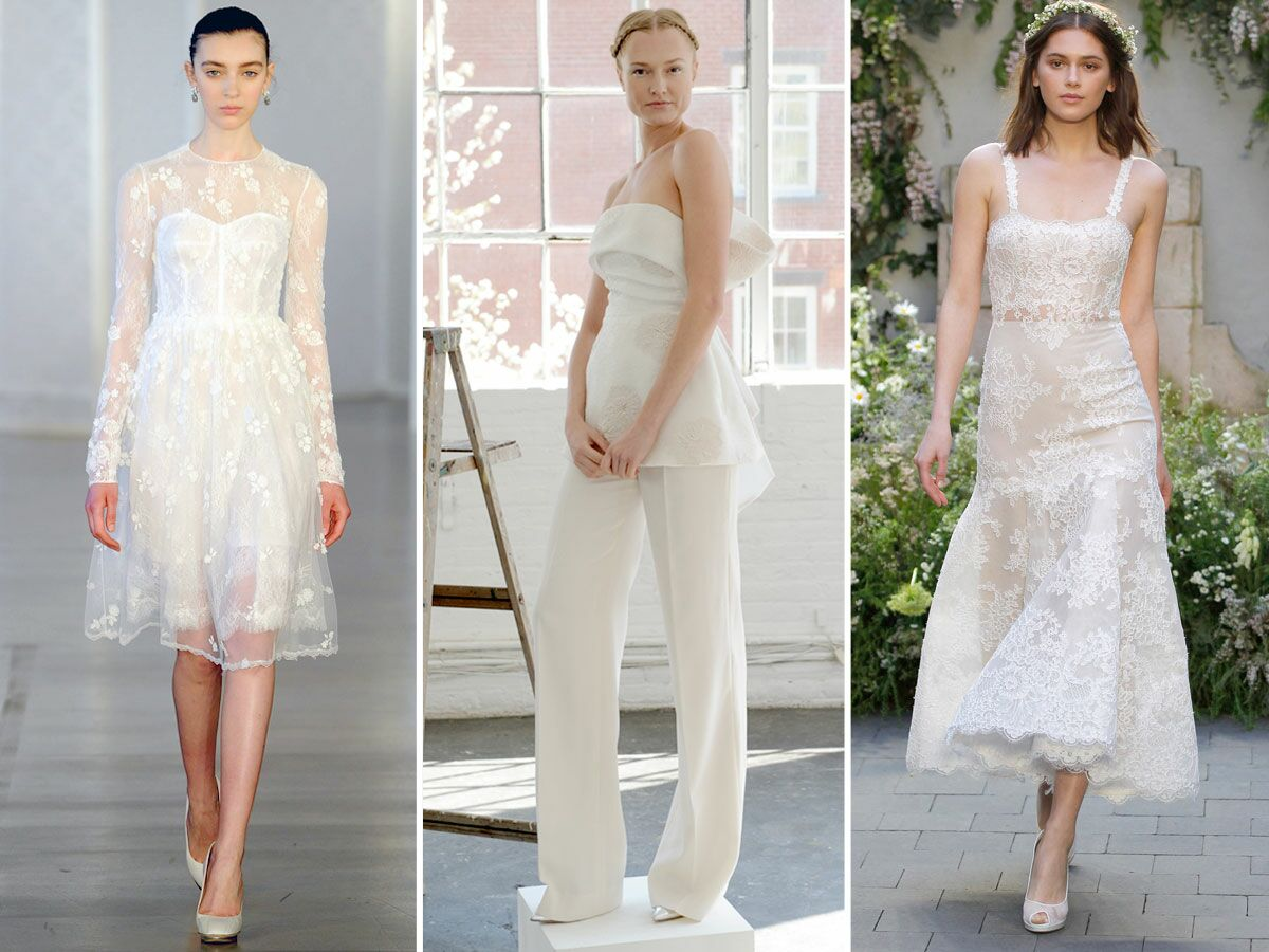 Wedding dresses perfect for an elopement for Elopement wedding dress ideas