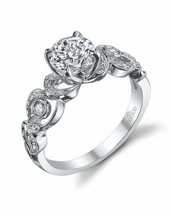 Parade Design Style R3124 from The Hera Collection Engagement Ring photo