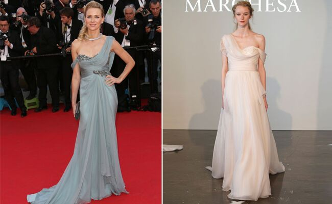 7 Wedding-Worthy Looks From the Cannes Film Festival | Getty Images | blog.theknot.com