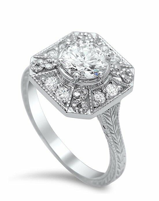 Timeless Designs R1449 Engagement Ring photo