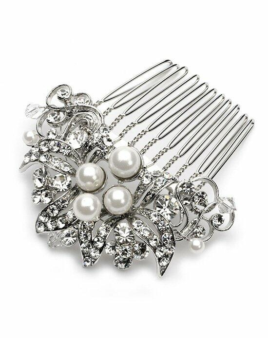 USABride Juliet Pearl Comb TC-2230 Wedding Pins, Combs + Clips photo
