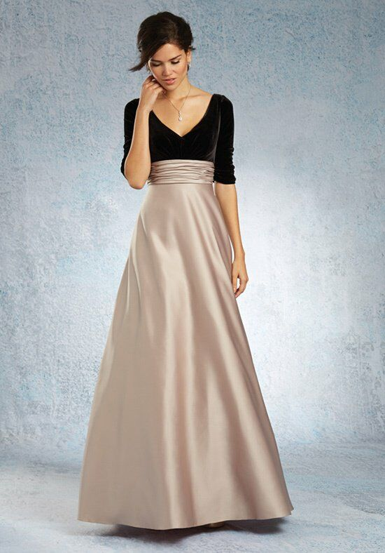 Alfred angelo signature bridesmaids 7289l bridesmaid dress for D angelo wedding dresses