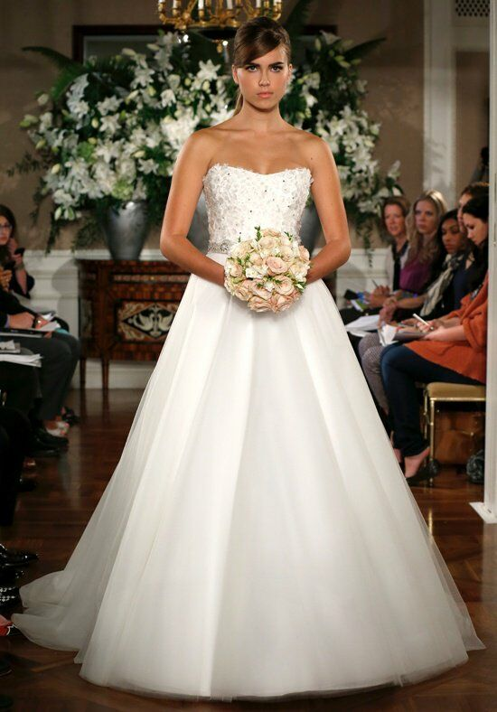 Romona Keveza Collection RK352 Wedding Dress photo