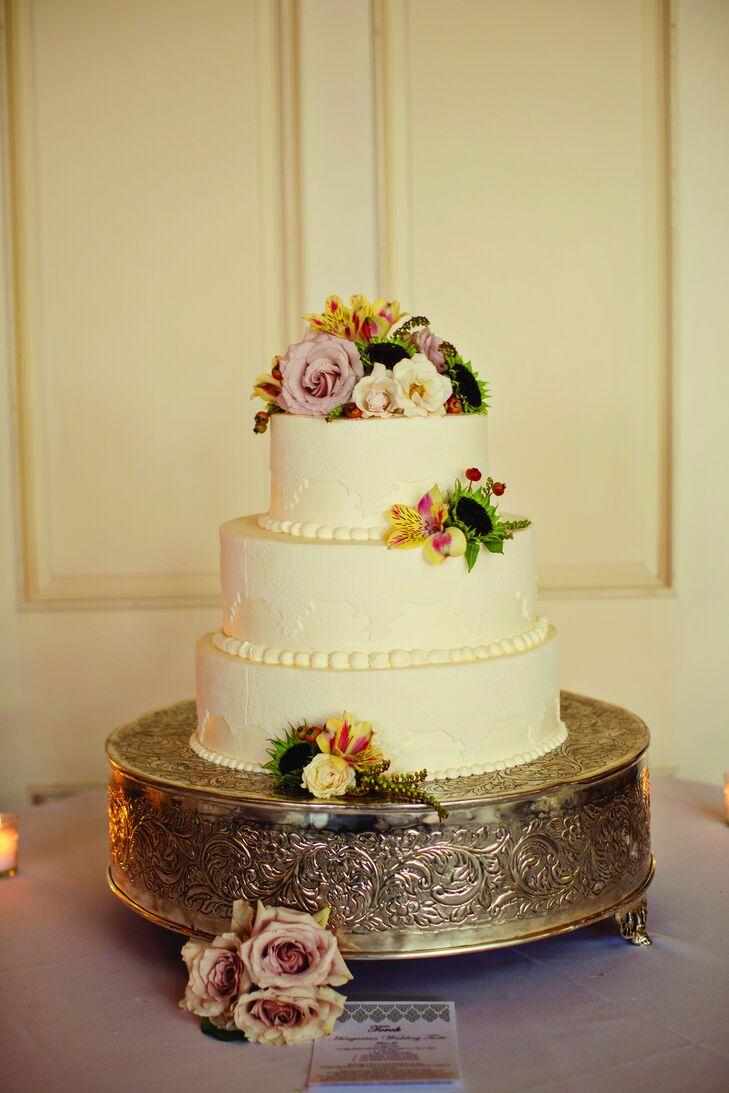 Hungarian Torte Wedding Cake