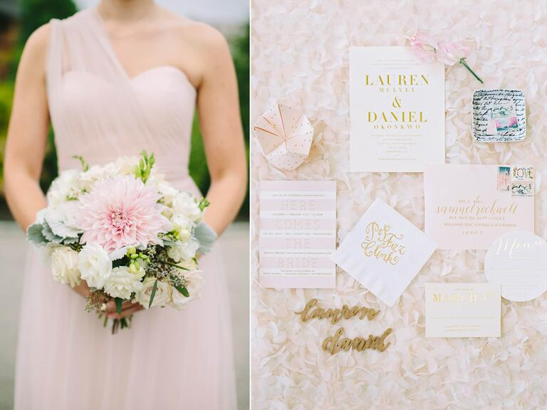 Romatic wedding theme ideas