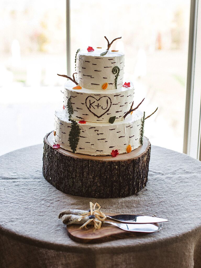 rustic country wedding cake rustic wedding cake ideas and inspiration 19493