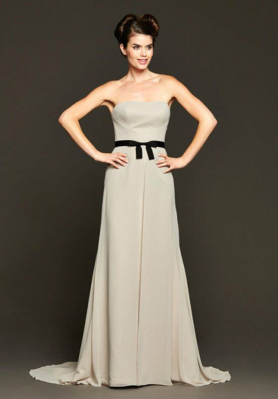 Badgley Mischka BM15-10 Bridesmaid Dress photo
