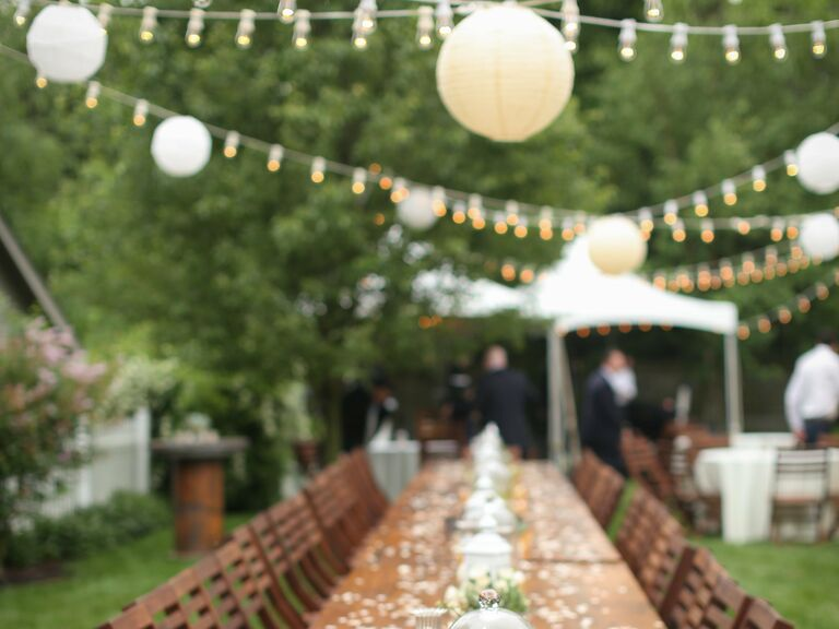 Wedding Decoration Theme Ideas Part - 36: Small And Intimate Weddings