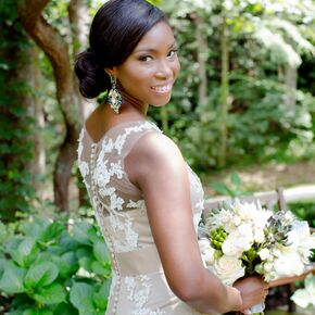 African-American Wedding Hairstyles