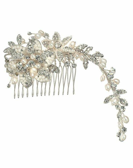 Anna Bellagio Antica Side Comb Wedding Pins, Combs + Clips photo