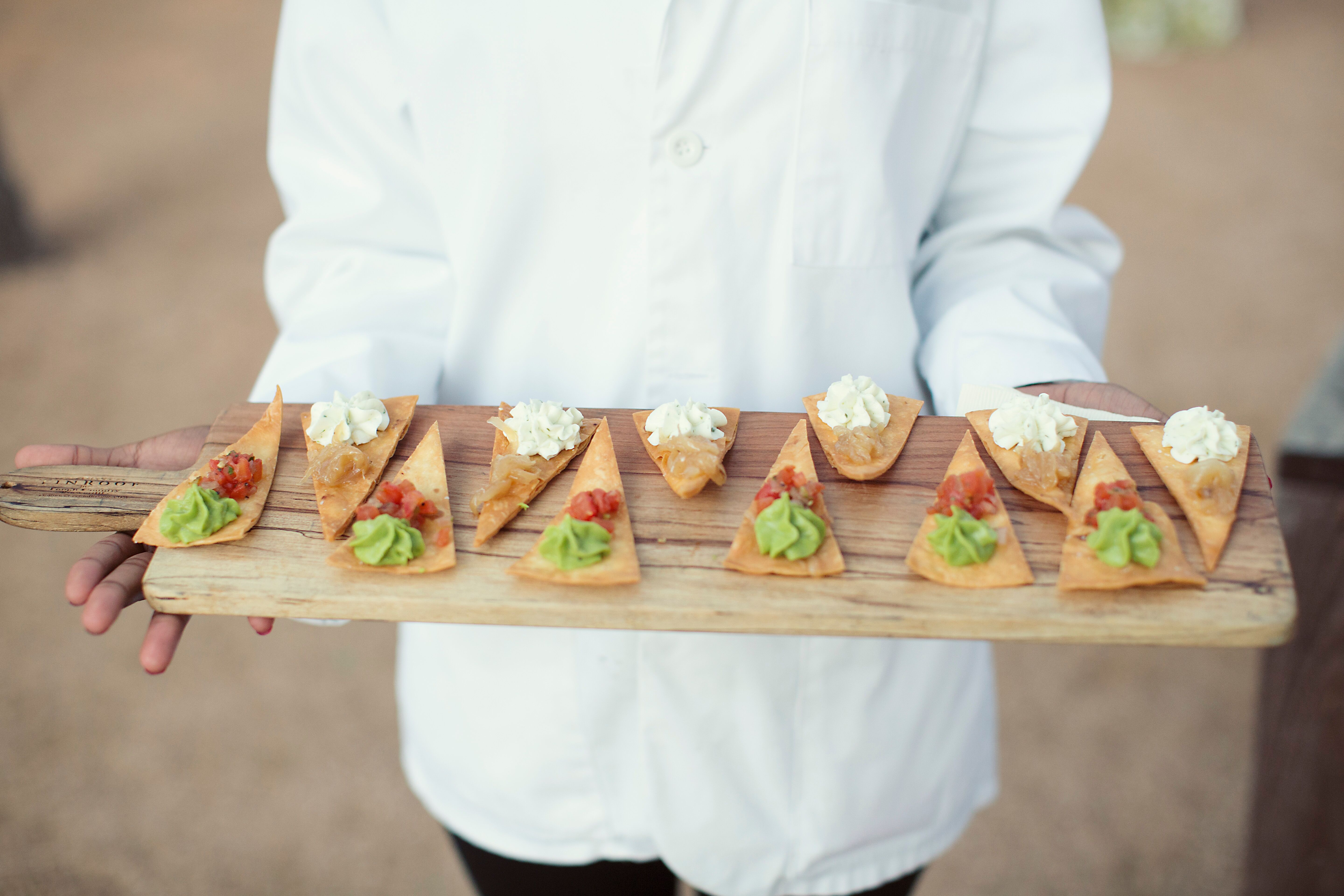 8 Hot New Wedding Food Trends For 2016