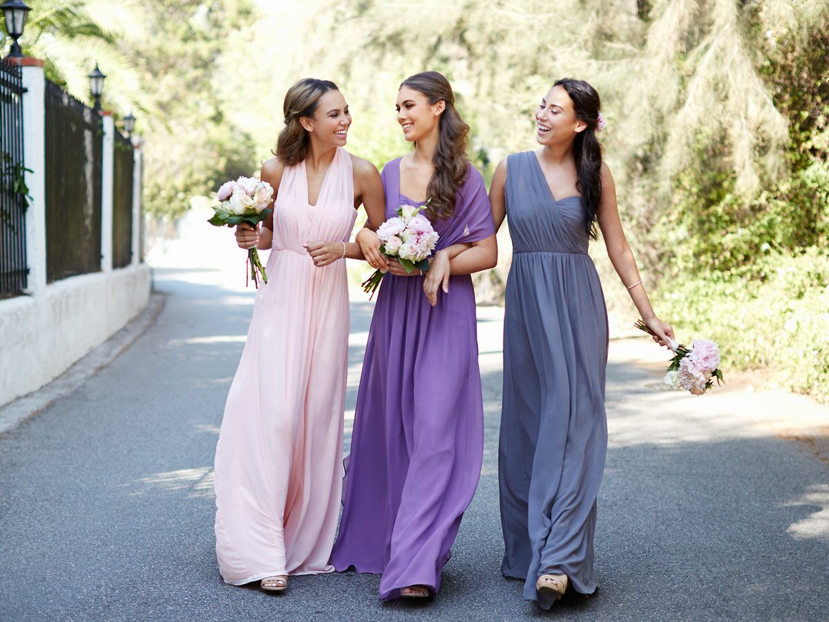 Old Fashioned Rent Bridesmaids Dresses Picture Collection - Wedding ...