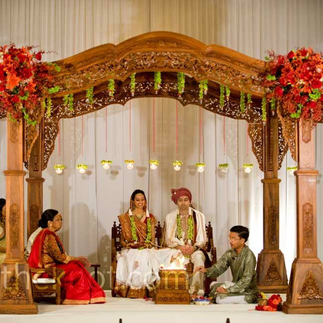Hindu Wedding: Hindu Wedding Ceremony