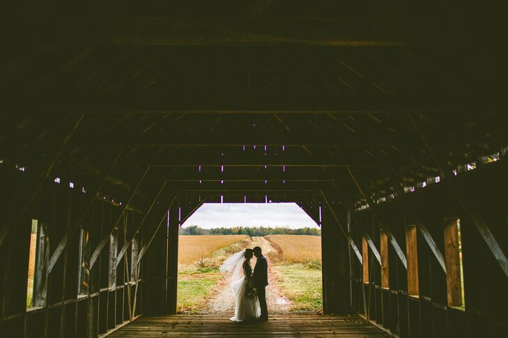 Sarah and Paul's Adaumont Farm Wedding