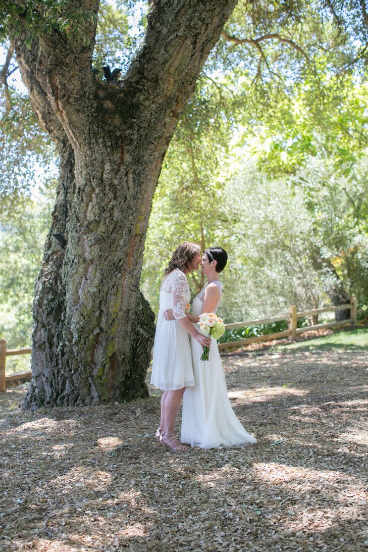 A Rustic Country Wedding At Healdsburg Gardens In Sonoma County California