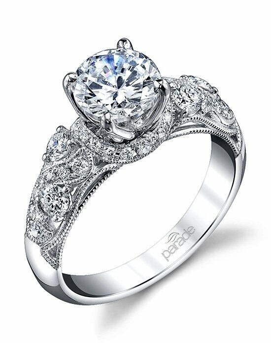 Parade Design Style R3556 from the Hera Collection Engagement Ring photo