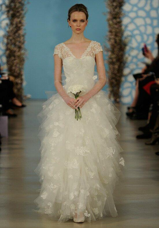 Oscar de la Renta Bridal 2014 Look 4 Wedding Dress photo