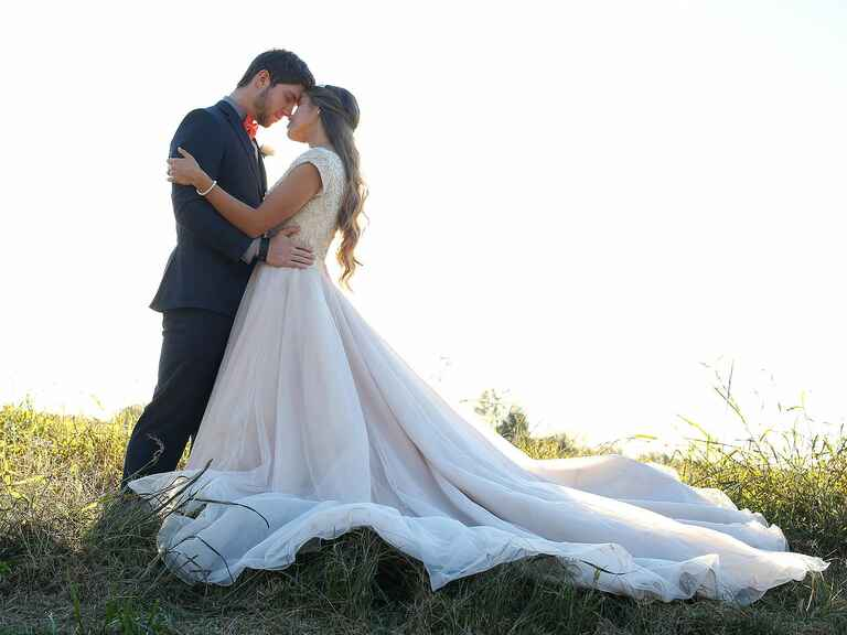 50 standout celebrity wedding dresses for Jessa duggar wedding dress