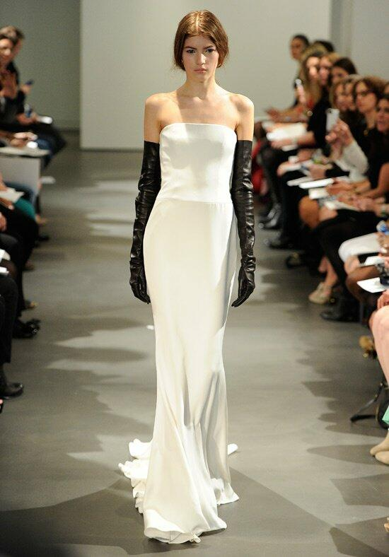 Vera Wang Spring 2014 Look 2 Wedding Dress photo